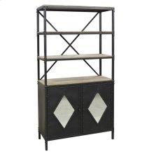Fallon Cabinet and Bookcase