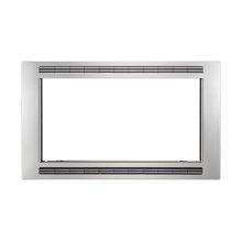 Black/Stainless 30'' Microwave Trim Kit