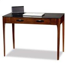 Obsidian Writing/Computer Desk - Chestnut Finish #11111