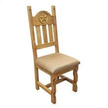 Padded Star Chair
