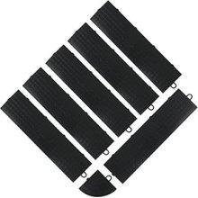 Black Edge Trim - Male (6-Pack + 1 Corner)