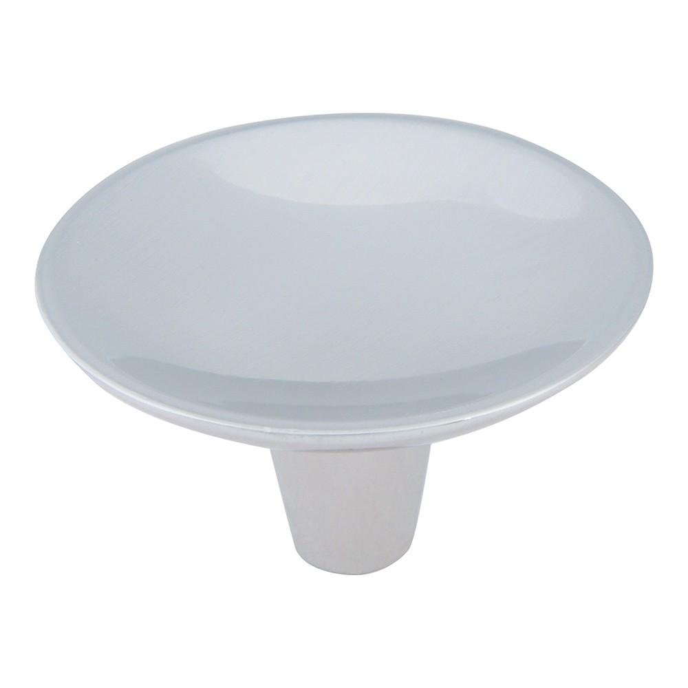 Dap Round Knob 2 Inch - Brushed Nickel