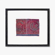 0300980037 Chinese Textile Wall Art