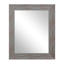 Rustic Charm Accent Mirror