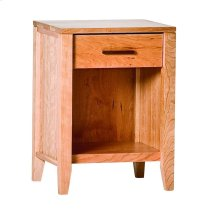 Luna 1 Drawer Nighstand