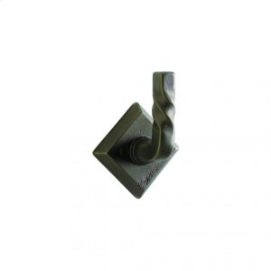 Twist Robe Hook - RH2 Silicon Bronze Brushed Product Image