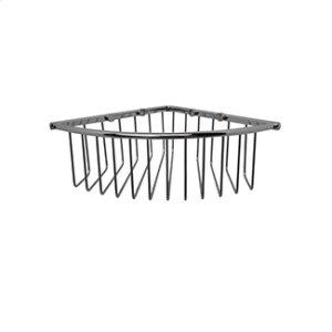 Essentials Corner Wire Soap Basket, Large Product Image