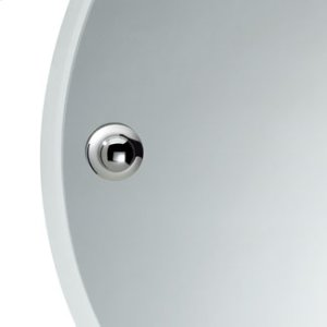 Sintra Round Mirror With Fixing Caps Product Image