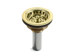 Sink Strainer - Unlacquered Brass Product Image