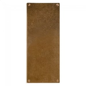 Metro Escutcheon - E290 Silicon Bronze Brushed Product Image