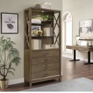 MIDTOWN Bunching Bookcase with File Drawer Product Image