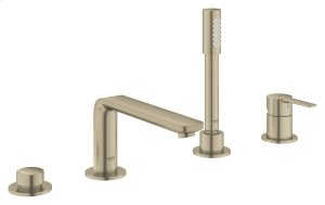 Lineare Four-Hole Bathtub Faucet with Handshower Product Image