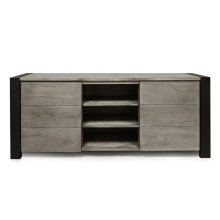 Solo Sideboard W/2 Doors and 4 Drawers