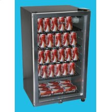 125-Can (12 oz.) Capacity with Automatic Interior Light
