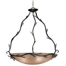Twigs - 5 Light Pendant