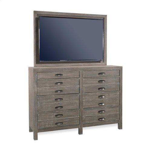 TV Frame w/ TV Mount (for -455)