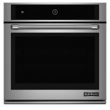 "30"" Single Wall Oven with MultiMode® Convection System, Pro-Style® Stainless Handle"