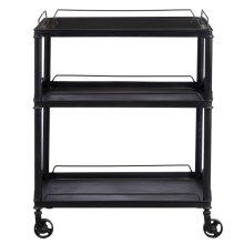 Mirrored Bar Cart
