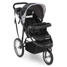 Jeep® Deluxe Patriot Open Trails Jogger - Charcoal Tracks (0251)