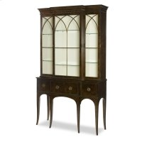 Wellington Court Breakfront Display Cabinet Product Image