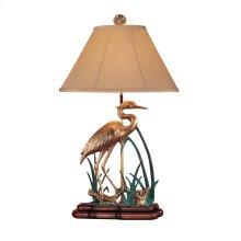 Wading Crane Lamp