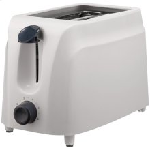 Cool-Touch 2-Slice Toaster (White)