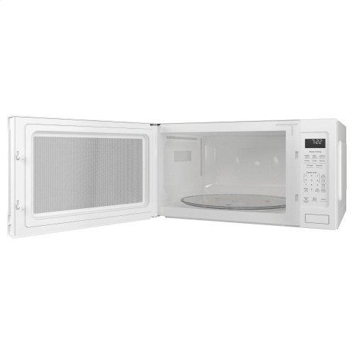 GE Profile™ 2.2 Cu. Ft. Countertop Sensor Microwave Oven