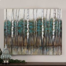Edge Of The Forest Hand Painted Canvas