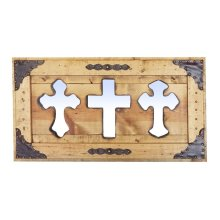3 Mirror Crosses