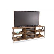 95295 Industrial Newburgh TV Console - RTA Item