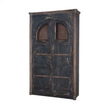 Farmhouse Rustic Armoire