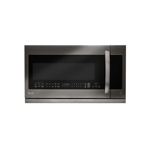 LG Black Stainless Steel Series 2.2 cu.ft. Over-the-Range Microwave Oven