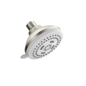 shower head 3 spray, brushed nickel Product Image