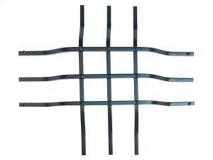 """GRILL - SQUARE BAR 13.75"""" x 16"""" Product Image"""