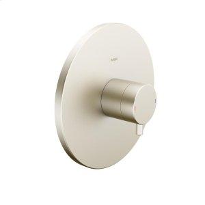 Lana pressure balance valve trim kit, without diverter, brushed nickel Product Image