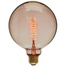 G125 29 Anchors 40w Light Bulb  Gold