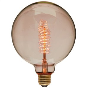 G125 29 Anchors 40w Light Bulb  Gold Product Image