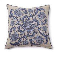 Indigo Print Pillow