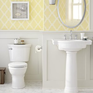 Retrospect Champion PRO Right Height Round Front 1.28 gpf Toilet Product Image