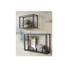 Wall Shelf Set (2/CN)