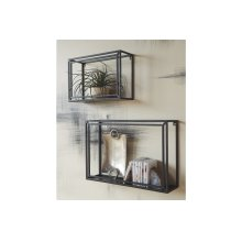 Wall Shelf Set (2/CN)