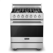 """30"""" Self-Cleaning Dual Fuel Range, Natural Gas"""