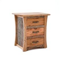 Hampton Heath 3 Drawer Nightstand