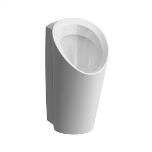 White Siphonic urinal, internal water inlet Product Image