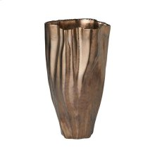 Wave Vase Large- Bronze