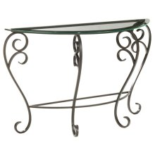 Base Only Stratford Iron Console Table