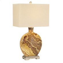 Stone Hedge Table Lamp