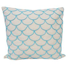 Spring Embroidered Dec Pillow SBRW-341