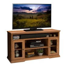 """Colonial Place 62"""" Tall TV Cart"""
