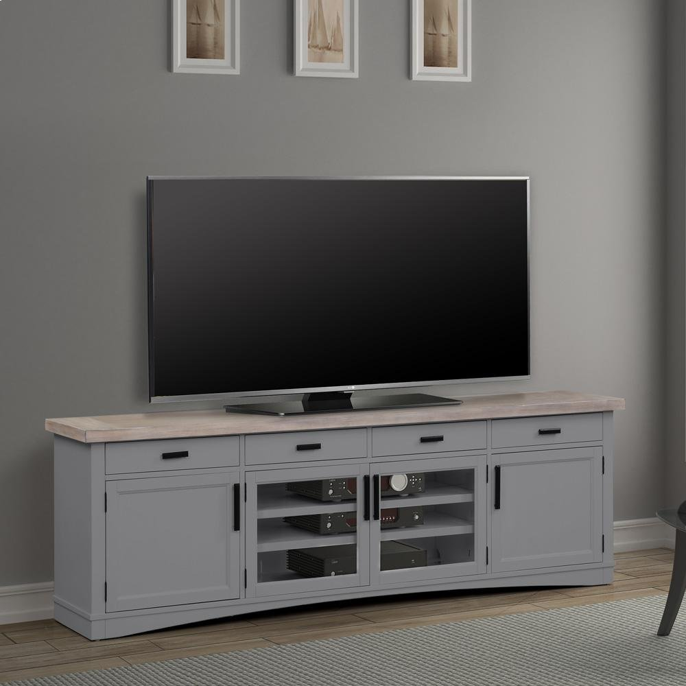 AMERICANA MODERN - DOVE 92 in. TV Console